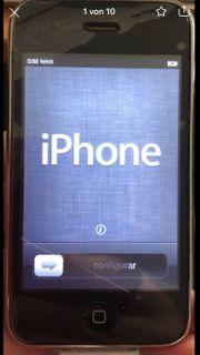 iPhone 3GS 32 GB schwarz
