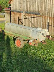 Wasserfass Jauchefass 1250 Liter