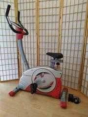 Christopeit EMS 6 ERGOMETER-Heimtrainer-HOMETRAINER-Cardiobike