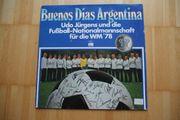 LP Buenos dias Argentina Fußball-WM