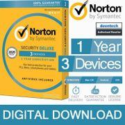Antivirus NORTON 360 Deluxe - 25Go