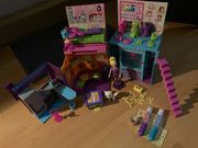 Ostern Polly Pocket Glitzertraum Haus