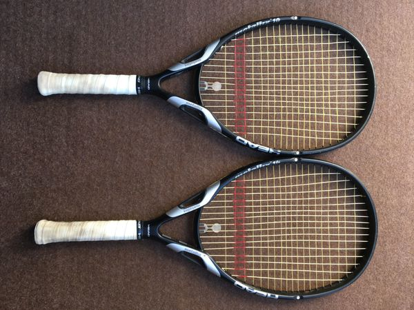 Tennisschläger 2x Head Metallix 10