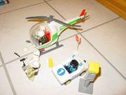 Playmobil Konvolut Polizei Hubschrauber Polizeiauto
