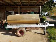Wassertransportwagen 2000 Liter