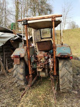 Bild 4 - Traktor Hanomag 400 401 S - Heppenheim