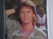 G G Andersen - CD - Mädchen Mädchen