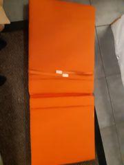 Panama Sonnenliege auflage orange