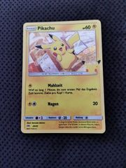 Pokemon Sammelkarten Holo Pikachu