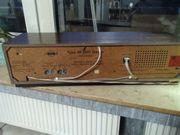 Altes grundig radio