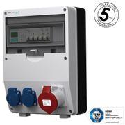 Stromverteiler pTD-S 32A 2x230V 3F
