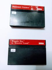 Sega Master System Spiele