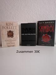 Diverse Bücher zu verkaufen