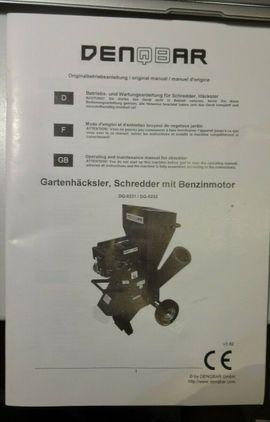 Bild 4 - DENQBAR DQ 420 Gartenhäcksler Schredder - München Ludwigsvorstadt-Isarvors