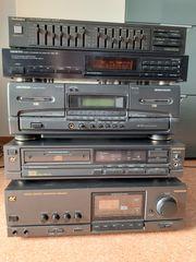 HiFi Stereo Anlage - Top Sound -