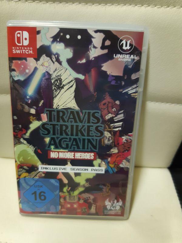 Travis Strikes Again No More