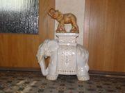 Echte Sammler Porzellan Elefanten zu