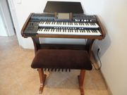 Wersi Verona GS500 Orgel in