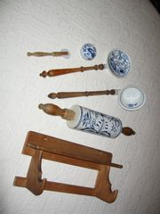Antike Küchenutensilien