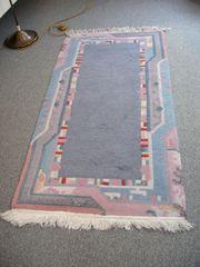 Handgeknüpfte Teppich aus 100 Wolle