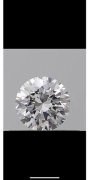 Diamant 0 30 ct - Brillant - D