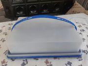 Tupperware Kuchentransportbox
