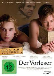 Der Vorleser DVD mit Kate