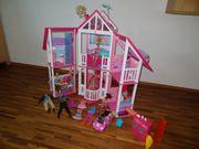 Barbie Haus inkl Zubehör siehe