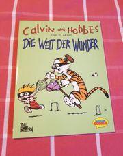 Comic Calvin und Hobbes 16