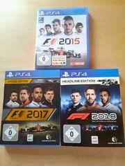 Ps4 Spiele F1 2015 2017