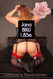 Deutsche Jana BBW 1 85m