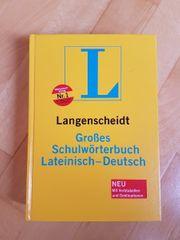 Langenscheidt Wörterbuch Latein