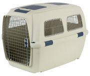 Hundetransportbox Clipper Idhra beige von