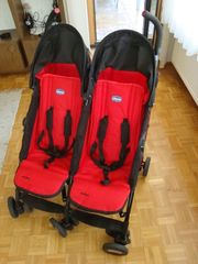 Zwillingsbuggy Chicco Echo Twin Zweitbuggy