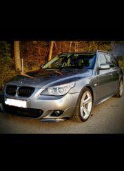 BMW e61 525i 5er Kombi