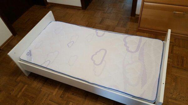 Matratze Träumeland 140x70 cm