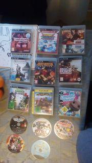Angebot 14 PS3 Disks mit
