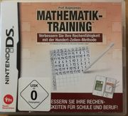 Nintendo DS Mathematik - Training