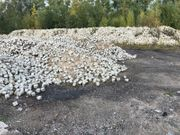 Alte Granit Pflastersteine 18 x