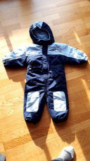 Baby Ski-Anzug Gr 86 92