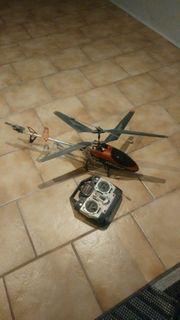 Helikopter fernsteuerbar