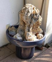 Brunnen Indoor oder Outdoor guter