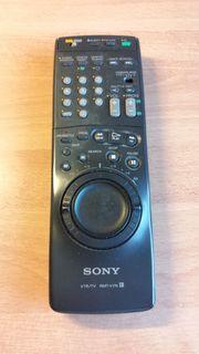 Sony SLV 1000 Fernbedienung