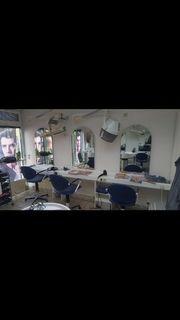 Friseurgeschäft abzugeben