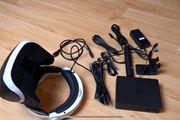 ps4 VR BRILLE Set 5
