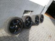 Porsche 18 Zoll Felgen mit