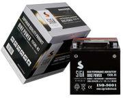 SIGA Motorradbatterie AGM 32Ah
