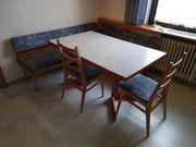 Esstisch mit 2 Stühlen und