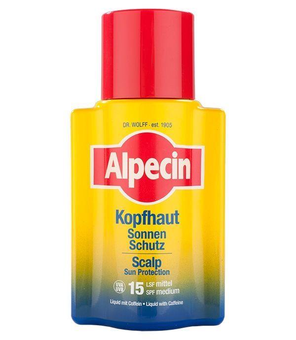 Alpecin Haarwasser Kopfhaut Sun-Liquid mit