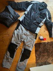 Motorradkombi Büse-Gr 56-Probiker-Textil-wie neu
